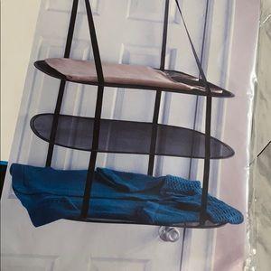 Storage & Organization - Over the Door Drying Rack